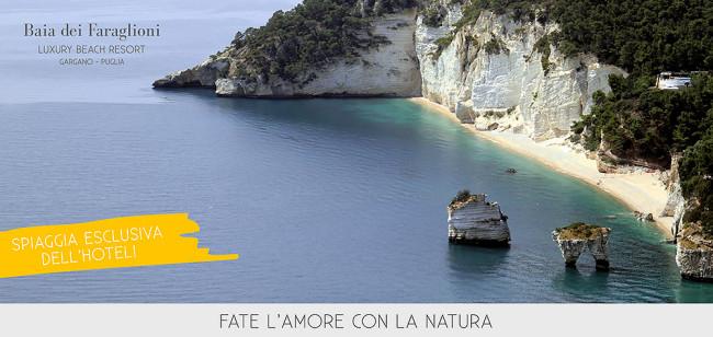 Fate l'amore con la natura!